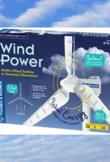 STEM EXPERIMENT KIT THAMES & KOSMOS Wind Power (V 4.0)
