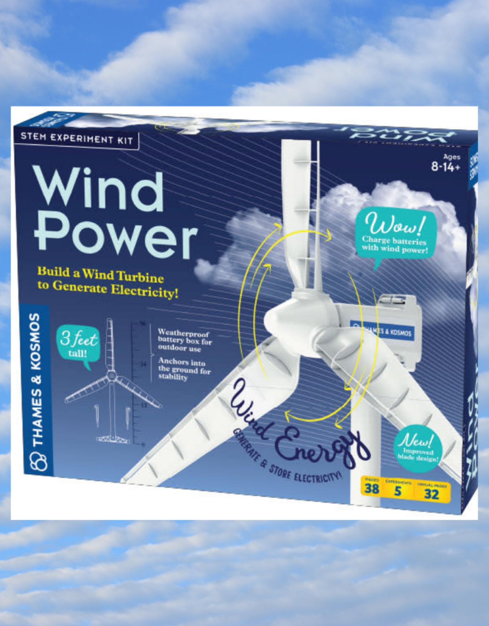 STEM EXPERIMENT KIT Wind Power (V 4.0)