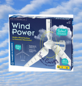 STEM EXPERIMENT KIT Wind Power (V 4.0)