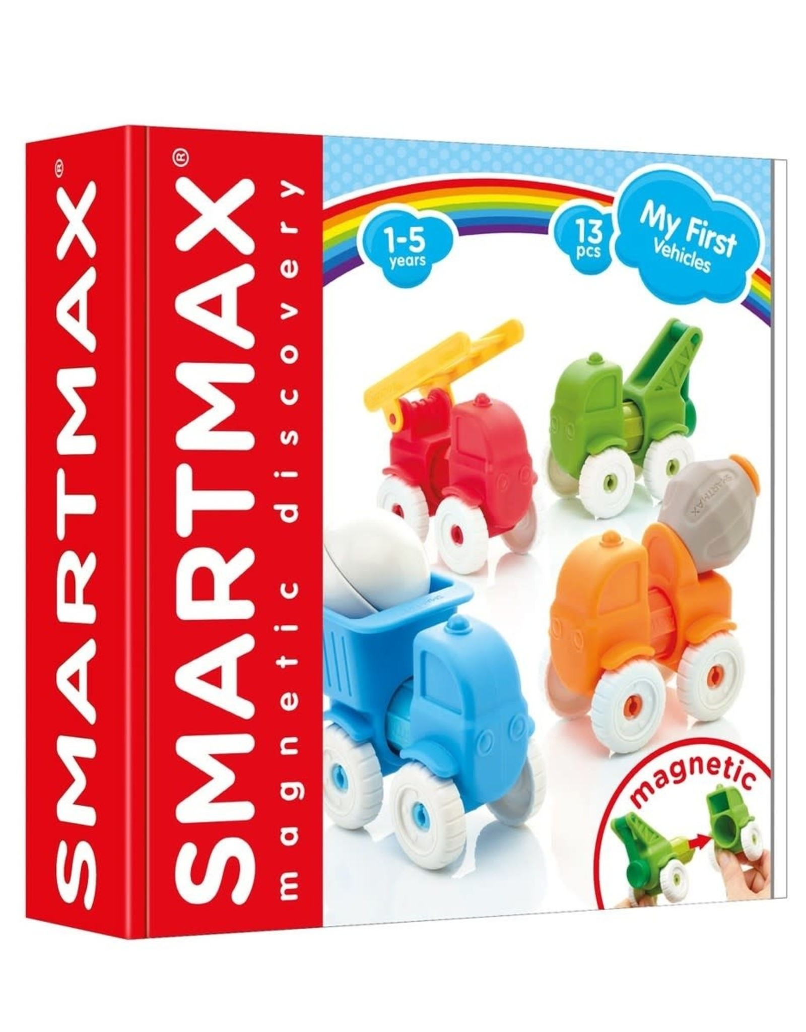 VEHICLES MY FIRST SMARTMAX