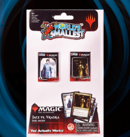 WORLD'S SMALLEST WORLD'S SMALLEST MAGIC THE GATHERING DUEL DECKS