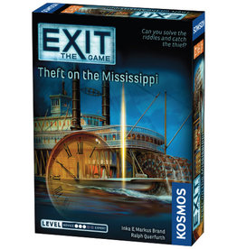 EXIT GAME EXIT: THEFT ON THE MISSISSIPPI