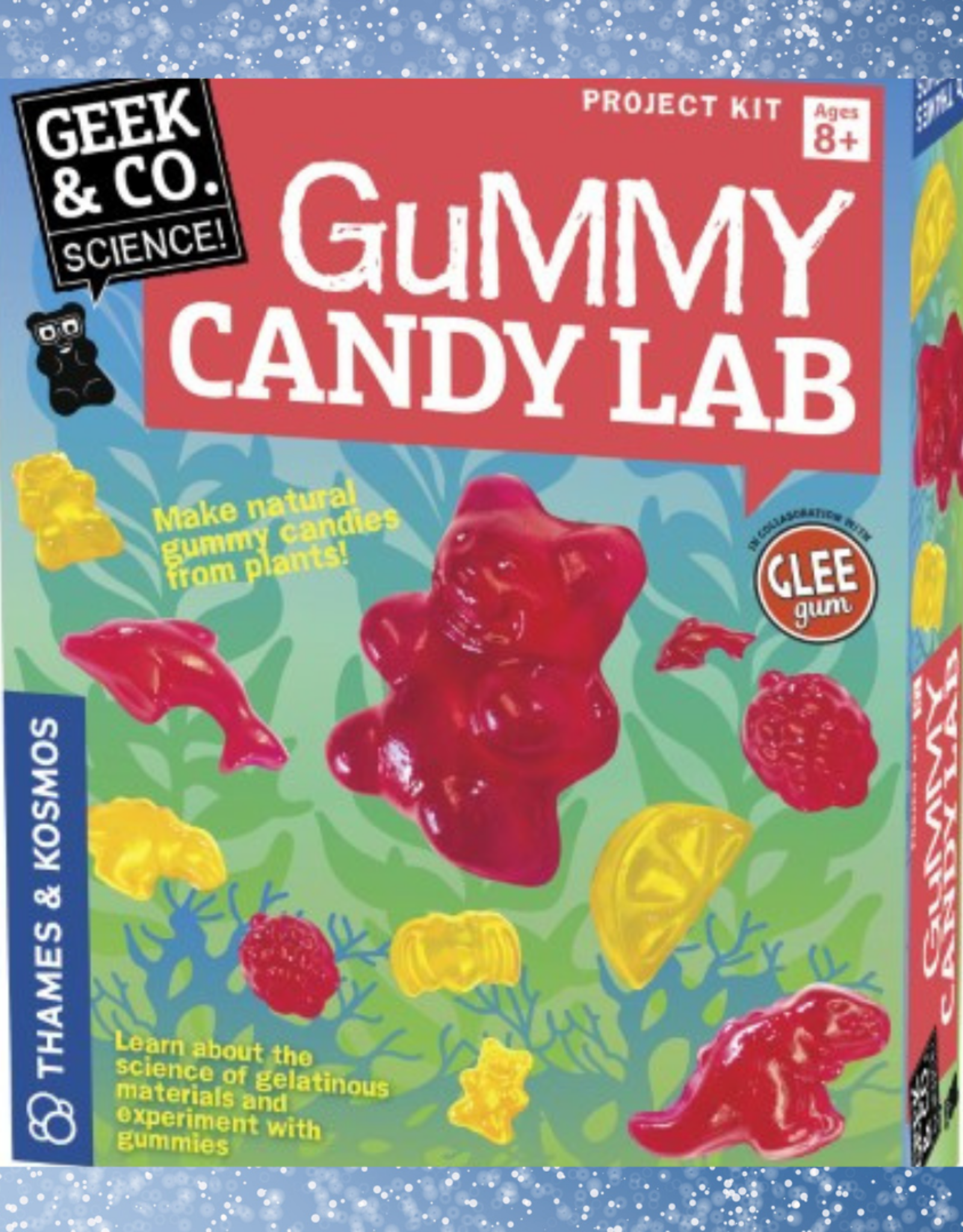 STEM EXPERIMENT KIT GUMMY CANDY LAB