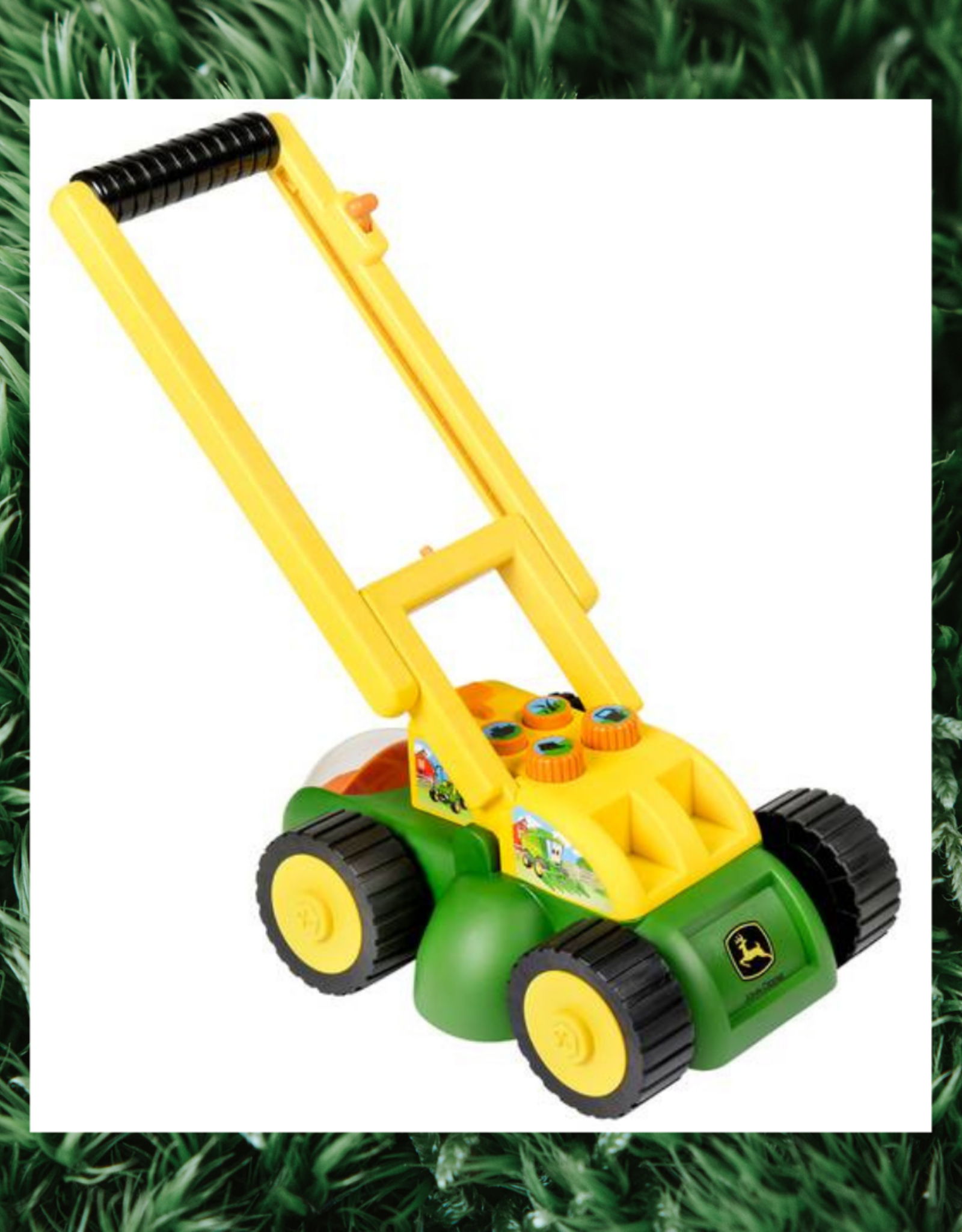 REAL SOUNDS LAWN MOWER