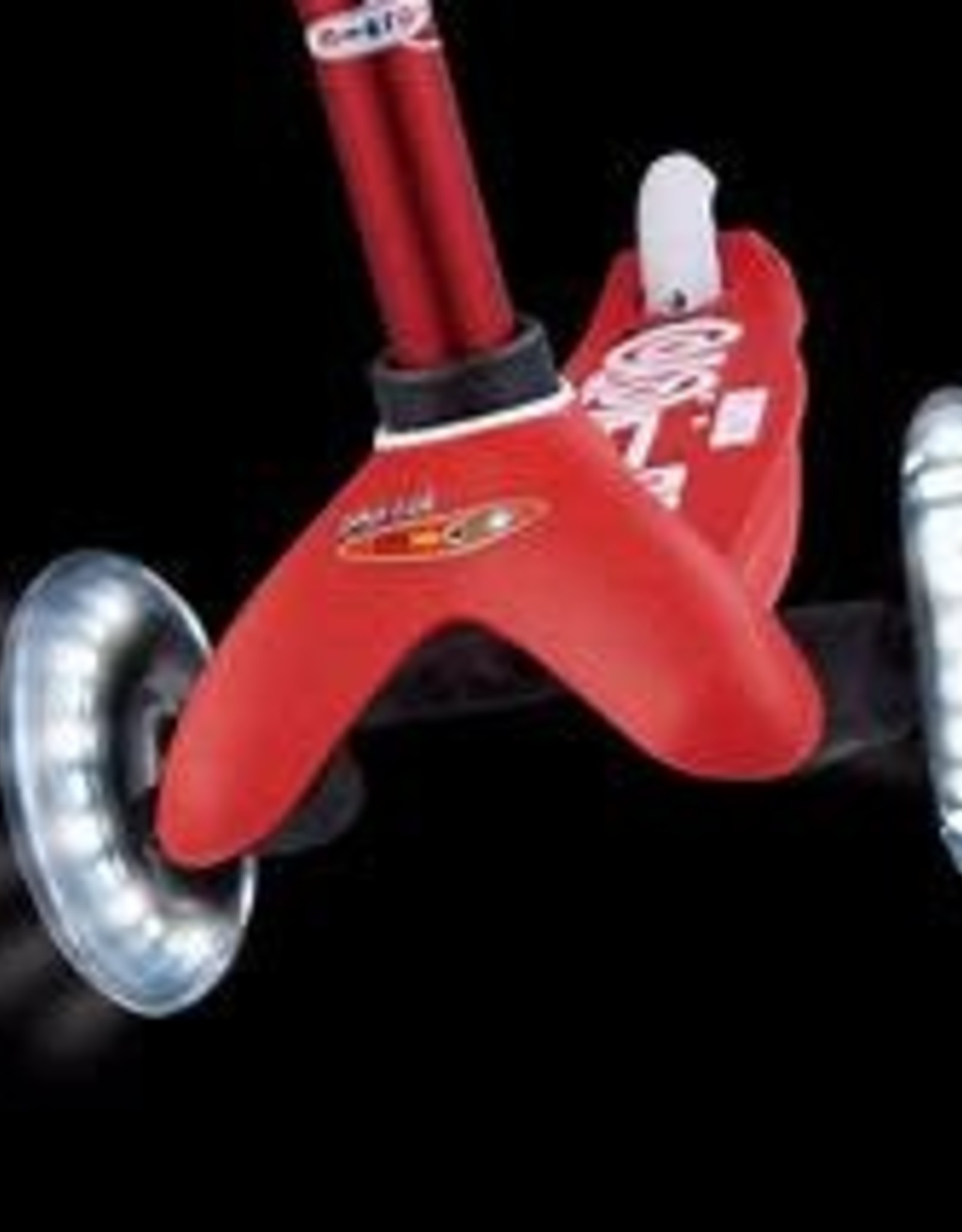 MICROSCOOTER MINI MICRO LED RED SCOOTER
