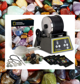 DISCOVER DR. COOL SCIENCE HOBBY ROCK TUMBLER
