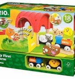 BRIO MY FIRST FARM ***