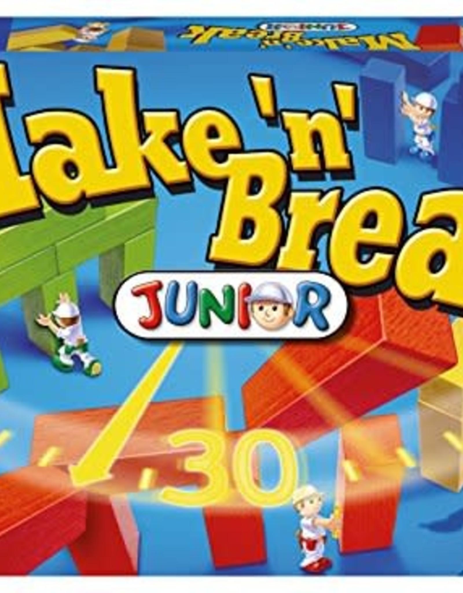MAKE N BREAK JR ***