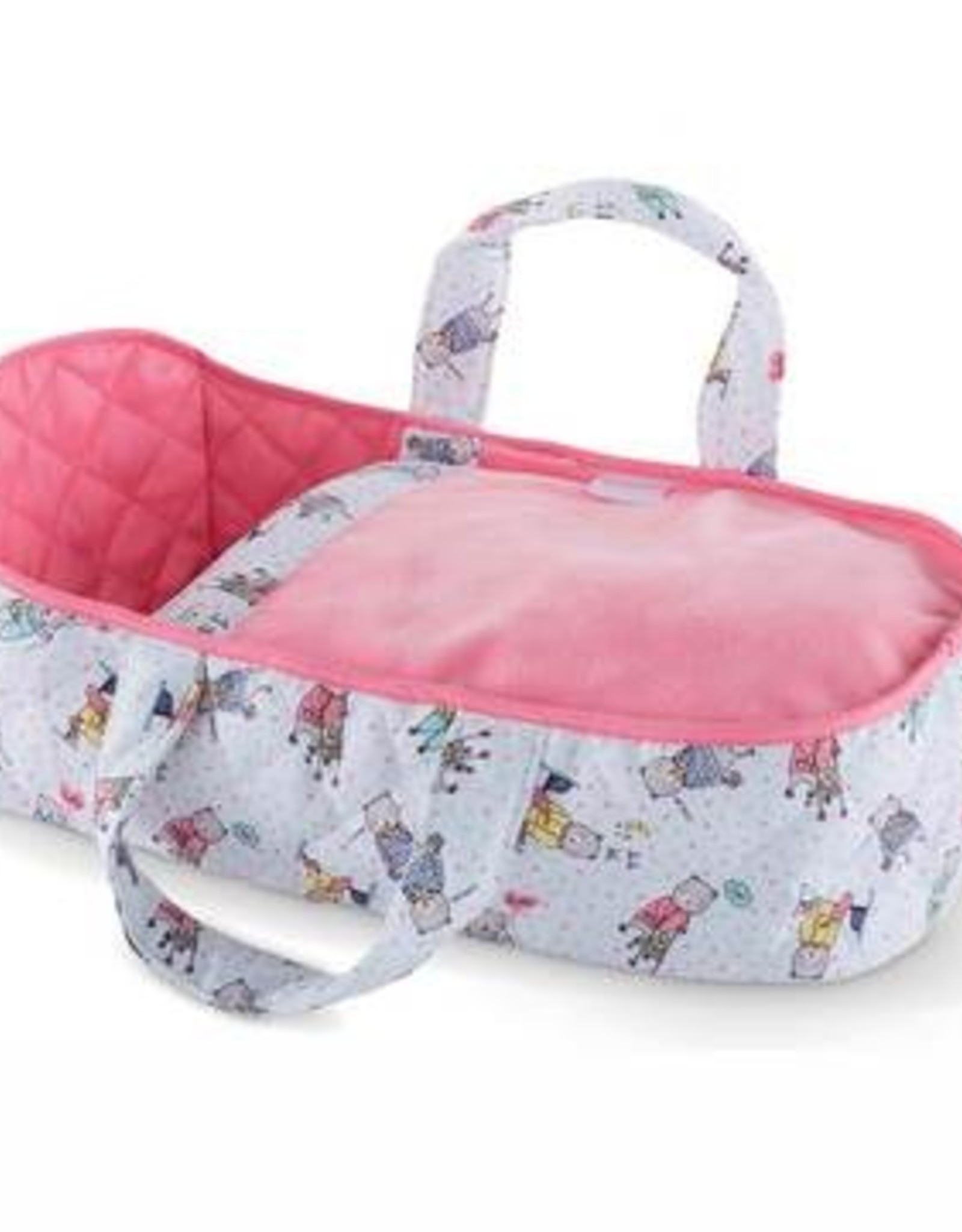 """COROLLE CARRY BED 14''/17"""" DOLL"""