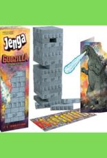 Jenga: GODZILLA EXTREME EDITION GAME