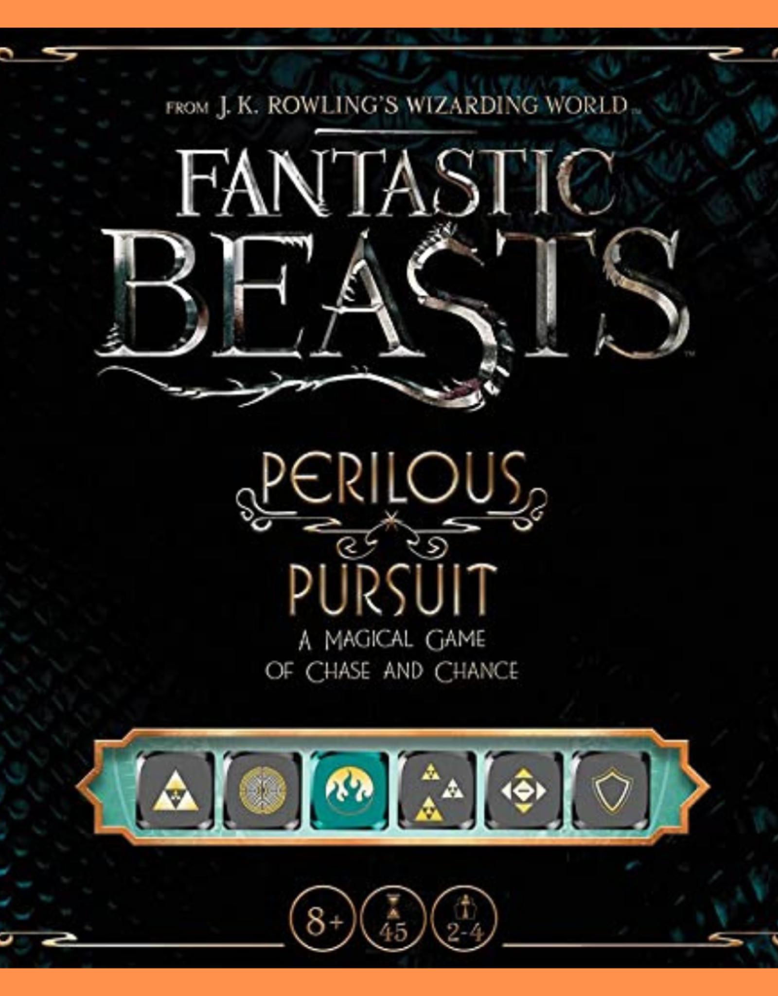PERILOUS GAME FANTASTIC BEASTS