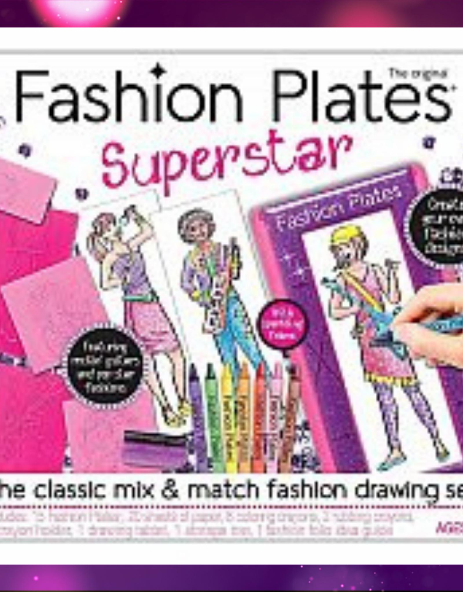 FASHION PLATES SUPER STAR
