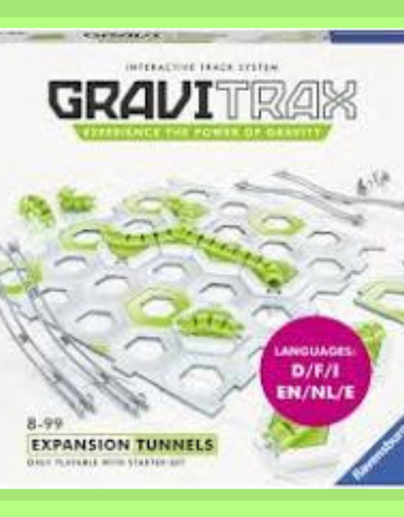 GRAVITRAX RAVENSBURGER TUNNELS EXPANSION