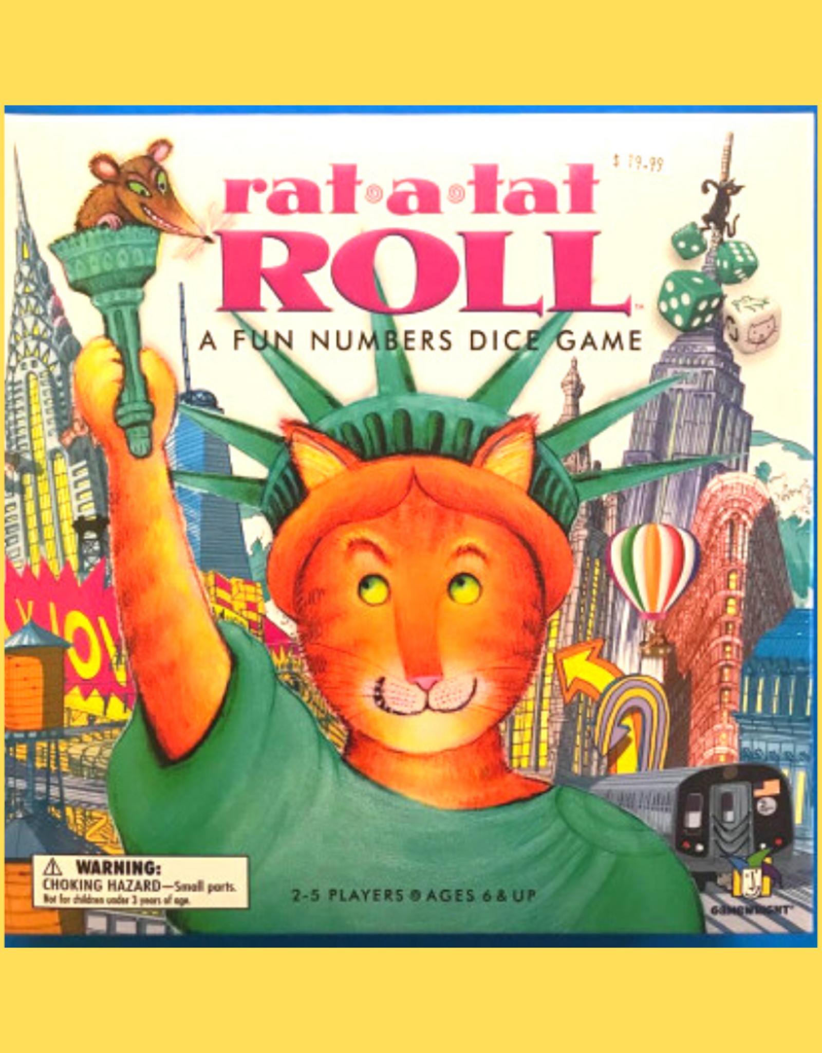ROLL RAT-A-TAT ROLL