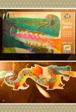 DJECO LEON THE DRAGON PUZZLE