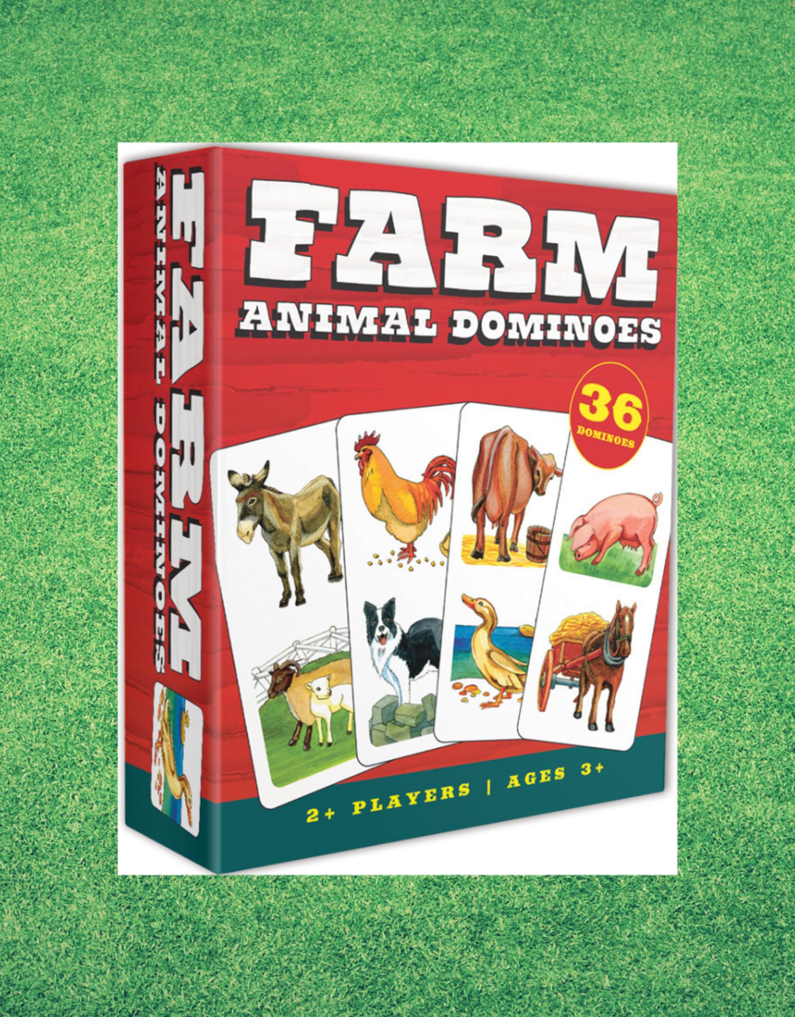 FARM ANIMAL DOMINOES