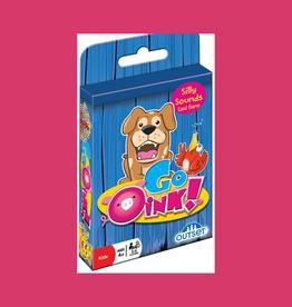 OUTSET MEDIA GO OINK! CARD GAME