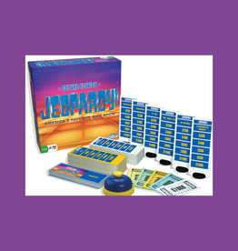 OUTSET MEDIA JEOPARDY DELUXE EDITION