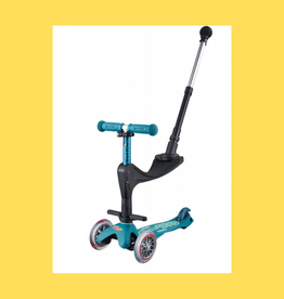 MICROSCOOTER MINI 3N1 DELUXE PLUS ICE BLUE