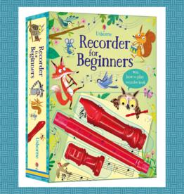 EDC/USBORNE/KANE-MILLER Recorder for Beginners