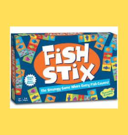 PEACEABLE KINGDOM FISH STIX GAME