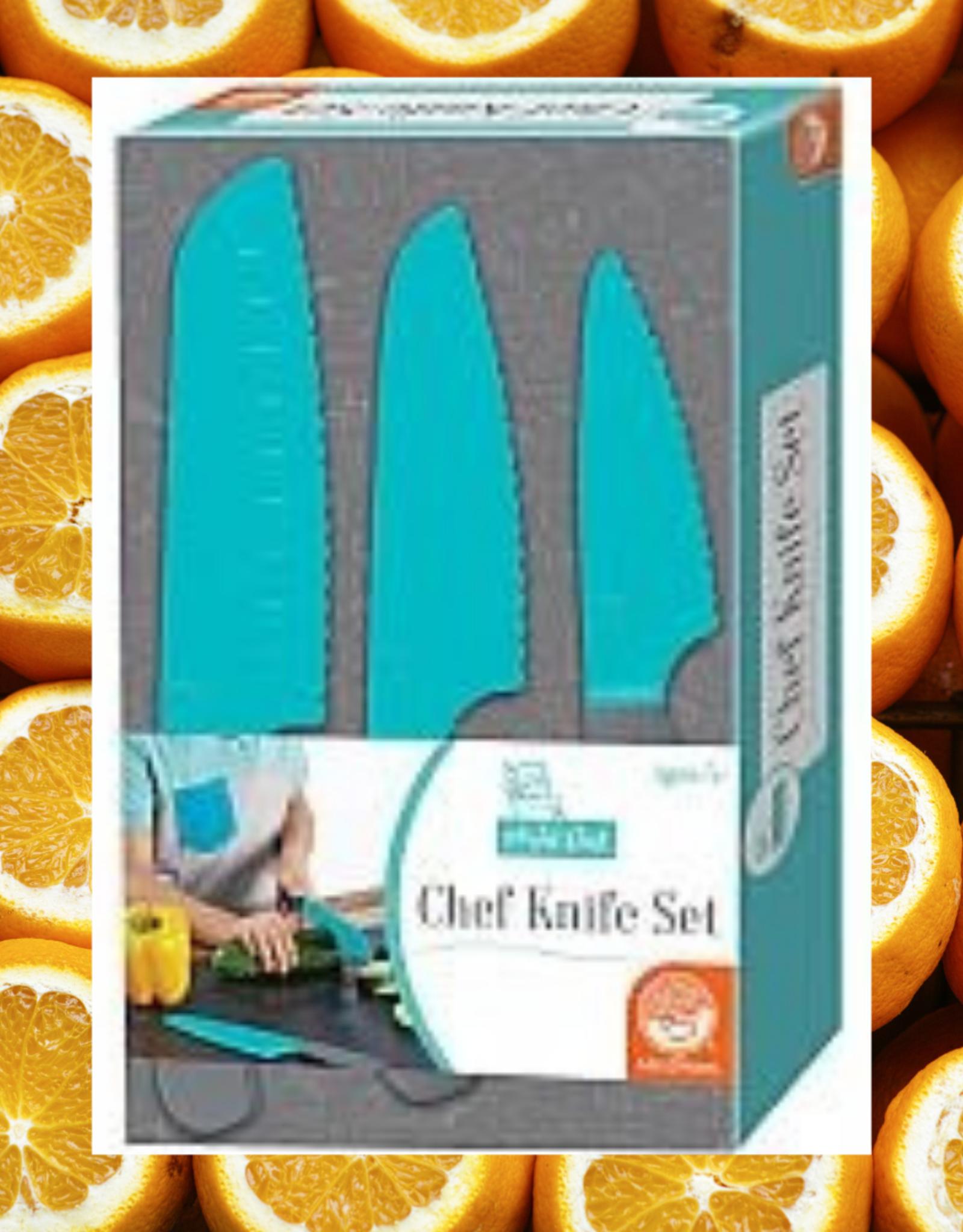 KNIFE SET SAFETY PLAYFUL
