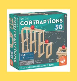 MINDWARE CONTRAPTIONS 50 PLANKS