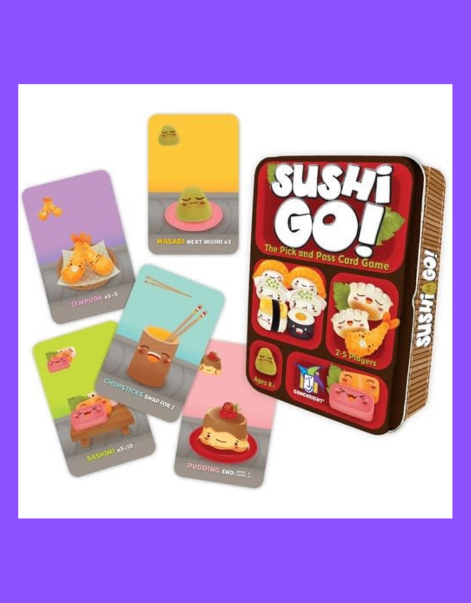 CARD GAME SUSHI GO