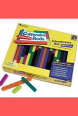 Learning Resources Connecting Cuisenaire Rods Introductory Set