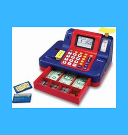 Learning Resources ELECTRONIC TEACHING CASH REGISTER