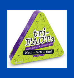 Learning Resources TRIFACTA MULTIPLICATION DIVISION GAME