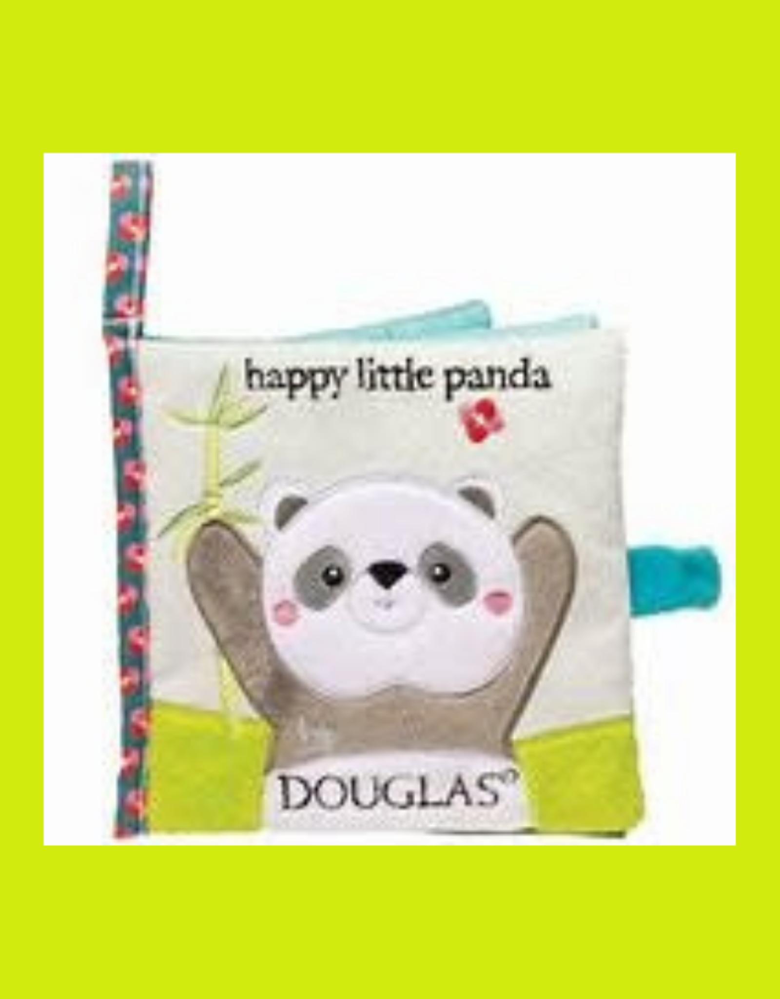 DOUGLAS CUDDLE TOY PANDA ACTIVITY BOOK