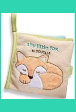 DOUGLAS CUDDLE TOY FOX ACTIVITY BOOK