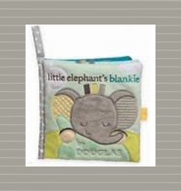 DOUGLAS CUDDLE TOY ELEPHANT ACTIVITY BOOK