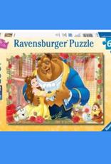 RAVENSBURGER DISNEY 100PC RAVENSBURGER BELLE AND BEAST