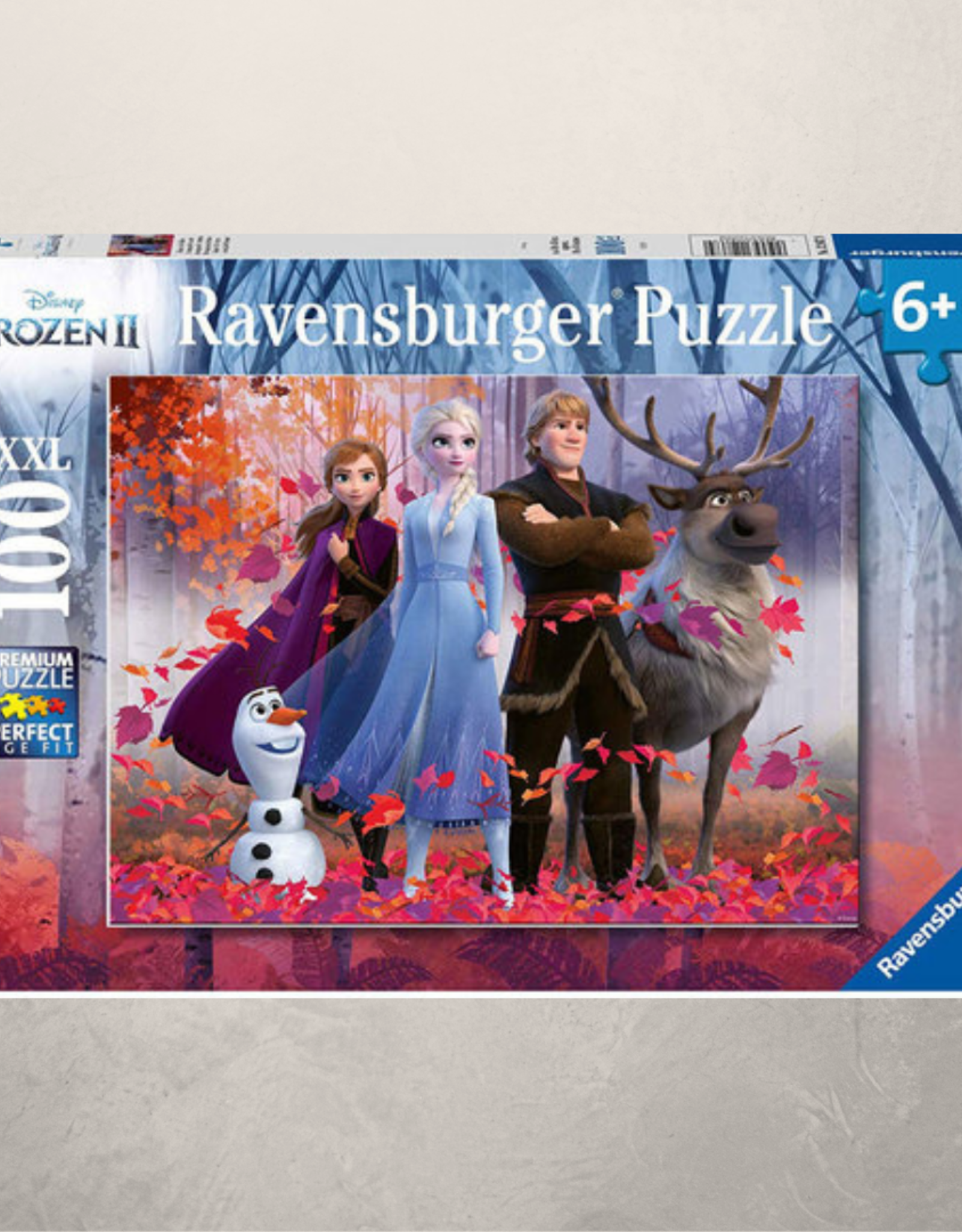 DISNEY 100PC RAVENSBURGER MAGIC OF THE FOREST