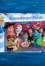 RAVENSBURGER DISNEY 35PC RAVENSBURGER TOY STORY MADE TO PLAY
