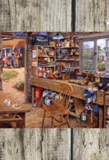 RAVENSBURGER DAD'S SHED LARGE PIECE FORMAT PUZZLE 500PC
