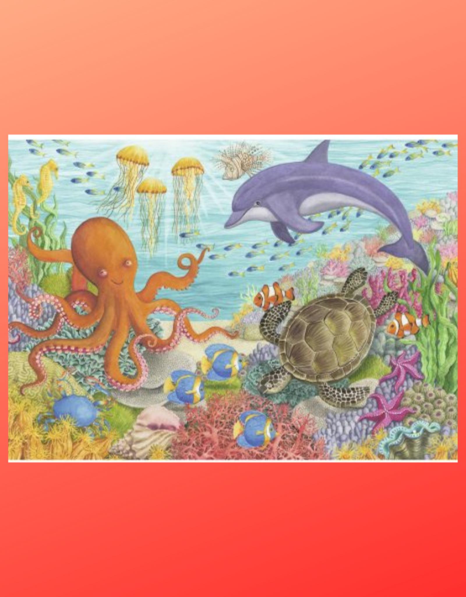 RAVENSBURGER PUZZLE 35PC RAVENSBURGER  OCEAN FRIENDS