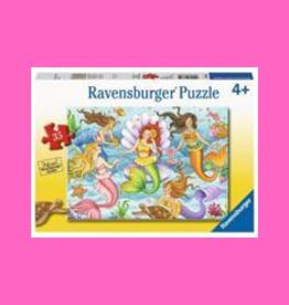 RAVENSBURGER Queens of the Ocean (35pc)