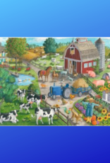PUZZLE 60PC RAVENSBURGER  HOME ON THE RANGE