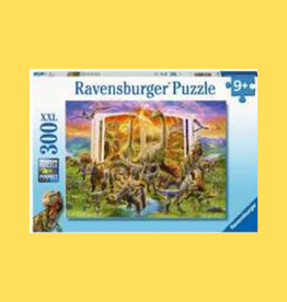 RAVENSBURGER PUZZLE 300PC RAVENSBURGER DINO DICTIONARY