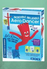 STEM EXPERIMENT KIT THAMES & KOSMOS Incredible Inflatable Aero Dancer