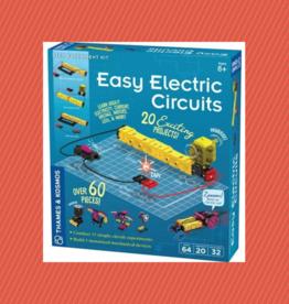 STEM EXPERIMENT KIT THAMES & KOSMOS ELECTRIC CIRCUITS