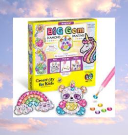 CREATIVITY FOR KIDS BIG GEM DIAMOND PAINTING