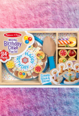 MELISSA & DOUG BIRTHDAY PARTY CAKE