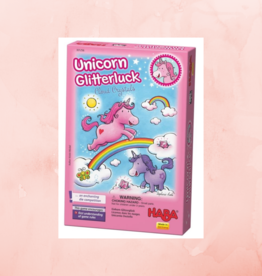 HABA UNICORN GLITTERLUCK CLOUD CRYSTALS