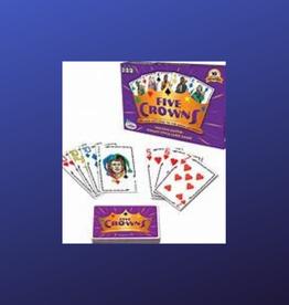 SET ENTERPRISES PLAYMONSTER FIVE CROWNS 5 CROWNS