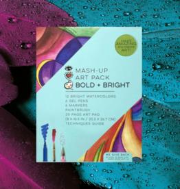 BRIGHT STRIPES MASH UP ART PACK BOLD + BRIGHT