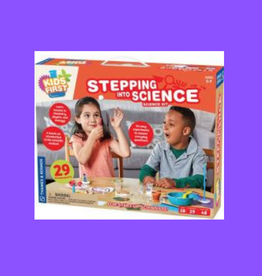 STEM EXPERIMENT KIT THAMES & KOSMOS STEPPING INTO SCIENCE